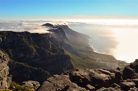 table top mountain south africa south africa s iconic table mountain in cape town goway