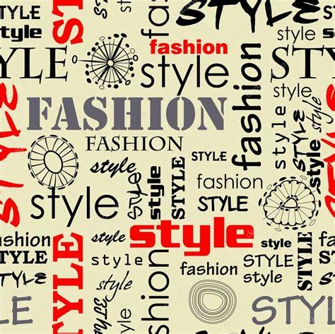 pattern art word arte vintage palabra de patrones sin fisuras fondo de
