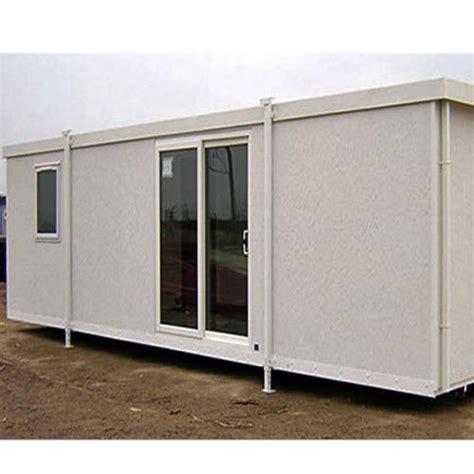 Prefabricated Portable Cabin by Puf Panel Prefabricated Portable Cabins At Rs 750 Square Meter Goregaon West Mumbai Id