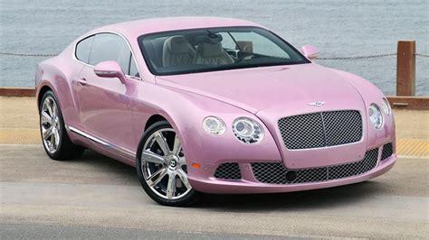 bentley car pink pink 2012 bentley continental gt for sale autoevolution