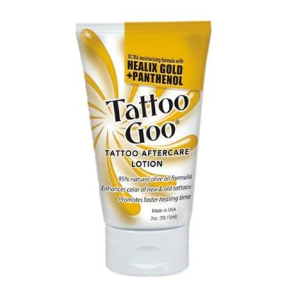 tattoo goo case tattoo aftercare gt tattoo goo lotion case of 24 2oz tubes