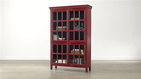 rojo cabinet crate and barrel