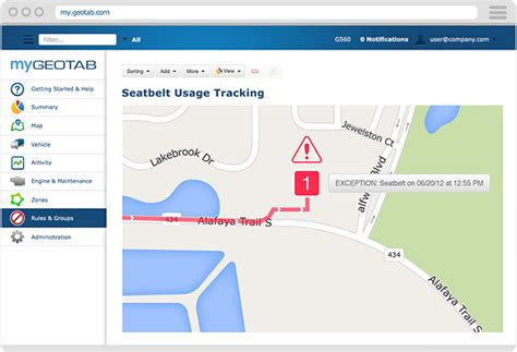 seatbelt use increase 2015 gps tracking software and fleet management gogps