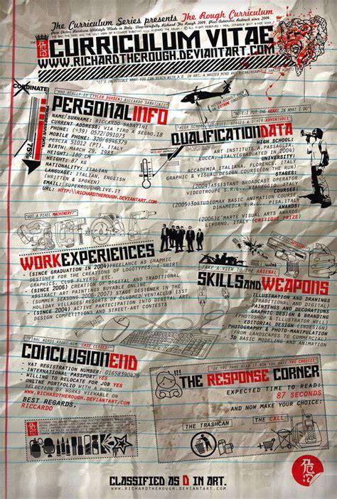 creative resume design 5