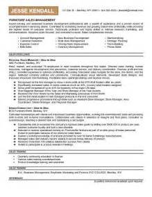 Theater Manager Sle Resume by Resume Sle Retail Store Manager Resume Sles Store Manager Skills For Resume Retail Sales