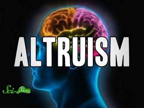 Altruism Question the biology of altruism 3 28 the ethics library
