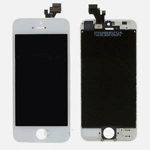 Lcd Iphone 5 Lung white lcd display touch screen digitizer assembly
