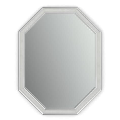 delta bathroom mirrors octagon vanity mirrors bathroom mirrors the home depot
