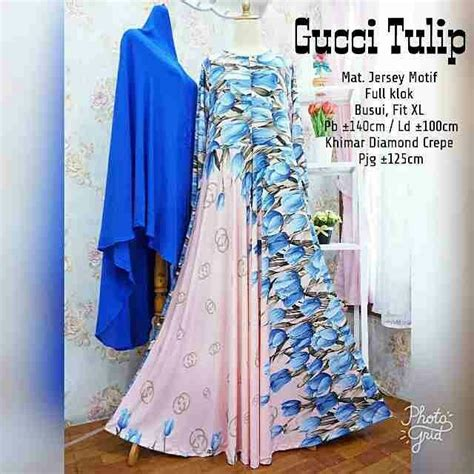 Harga Gucci Ori ready gucci tulip ori by tsq 140 supplier baju murah