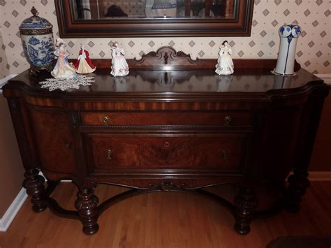 Antique Dining Room Sets For Sale Antique Dining Room Set For Sale Antiques Classifieds
