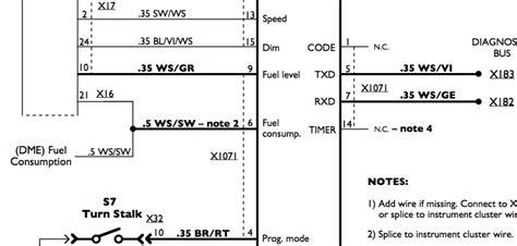 bmw e30 obc wiring diagram wiring diagram schemes