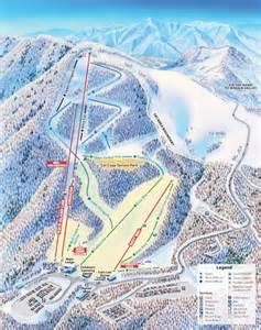 ski resorts in carolina map ski resort directory carolina s ski resort