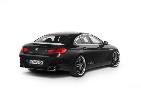 bmw gran coupe 2012 ac schnitzer bmw 6 series gran coupe 2012 widescreen