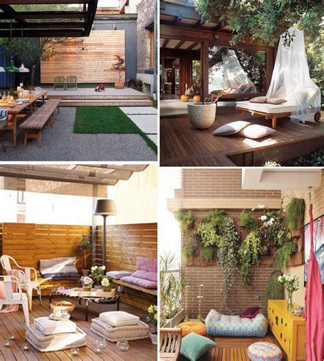 imagenes de jardines terrazas decoraci 243 n jardines y terrazas paperblog