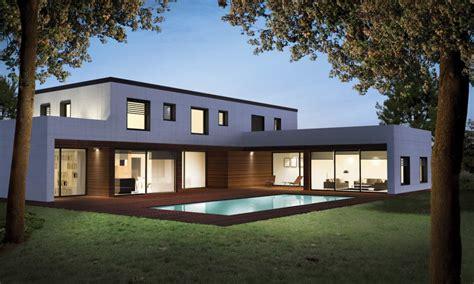 casa prefabricata prefabbricate il meglio legno e cemento
