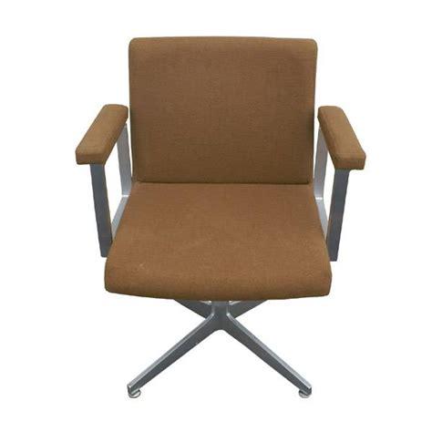 2 gf office furniture aluminum arm chairs ebay