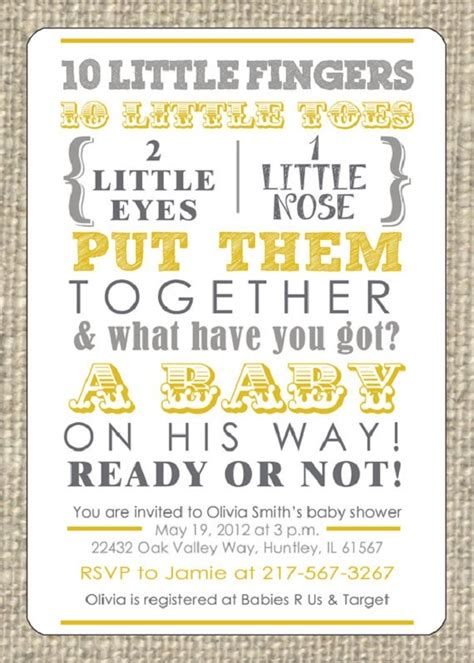 Baby Shower Poems by Baby Shower Poems Www Pixshark Images Galleries