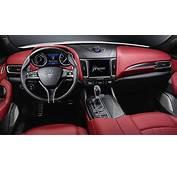 Maserati Levante 2016 Abmessungen Kofferraum Und Innenraum