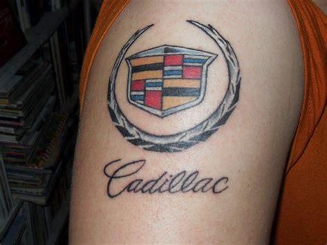 Cadillac Tattoos by 28 Cadillac Artist At
