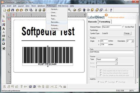 Label Template Zebra Printer | labeldirect for zebra download
