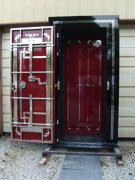 vault room frank zykan safe vault llc vault doors panic rooms