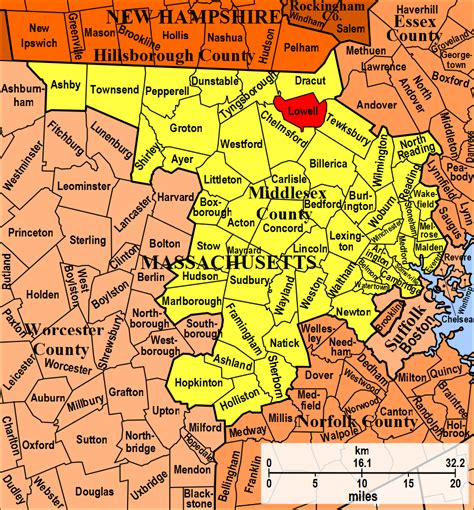 map lowell ma 21 massachusetts towns cities that are bigger dumps than