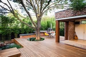 terrassen zäune 20 id 233 es cr 233 atives d am 233 nagement terrasse ensoleill 233 e