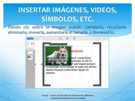 imagenes y simbolos prezi crear una presentacion con prezi
