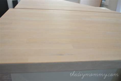 Sealing Butcher Block Countertop by Cheap The Diy