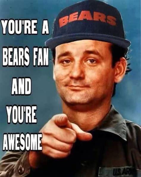 Da Bears Meme - good bears fan da bears pinterest facebook