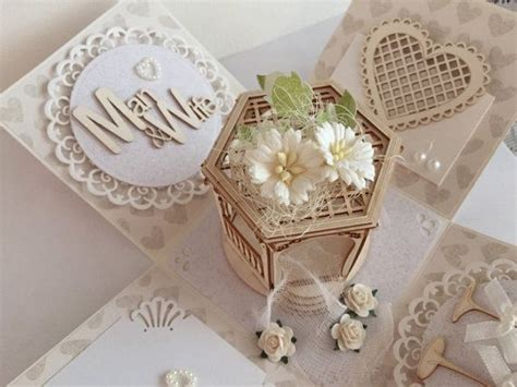 Wedding Explosion Box by 25 Best Ideas About Exploding Box Card On Diy