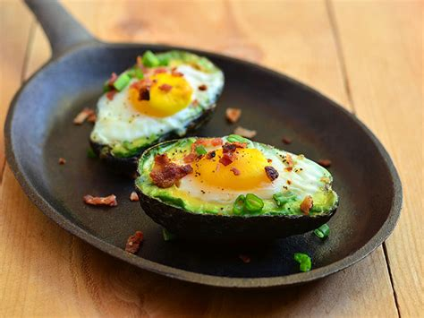 Poached Salmon Recipes by Avocado Egg Cups Onion Rings Amp Things