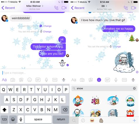 skype color how to customize messenger with chat colors and emoji