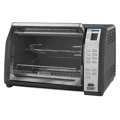 Toasters Reviews Black Amp Decker Convection Toaster Oven Free Shipping