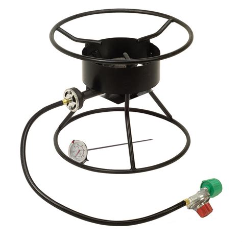 Cing Cooker With Grill by King Kooker 174 12 Quot Welded Outdoor Cooker 170172 Grills