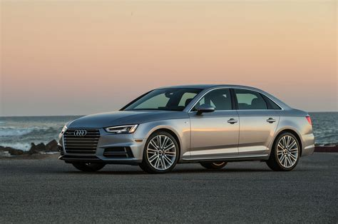 2017 audi a4 quattro test review