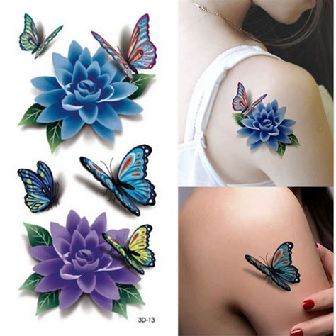 butterfly tattoo prices new design fashion beautiful butterfly tattoo stickers