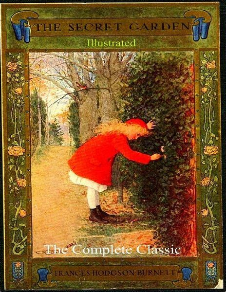 secret garden coloring book barnes and noble the secret garden the complete classic illustrated by