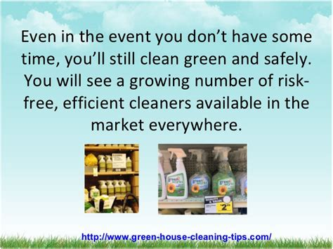 home cleaning tips house cleaning tips go green