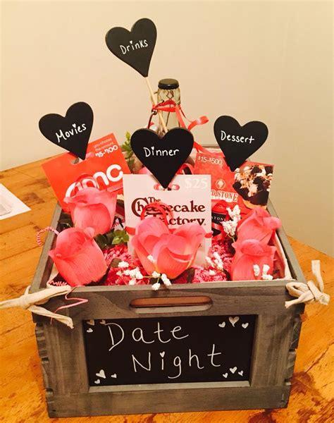 25 best ideas about boyfriend gift basket on pinterest