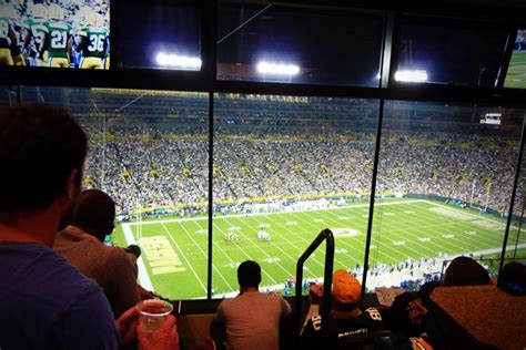 event usa packers   game packages