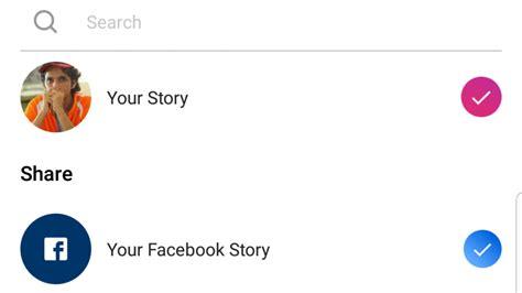 membuat video story instagram instagram stories kini boleh dikongsikan terus menjadi