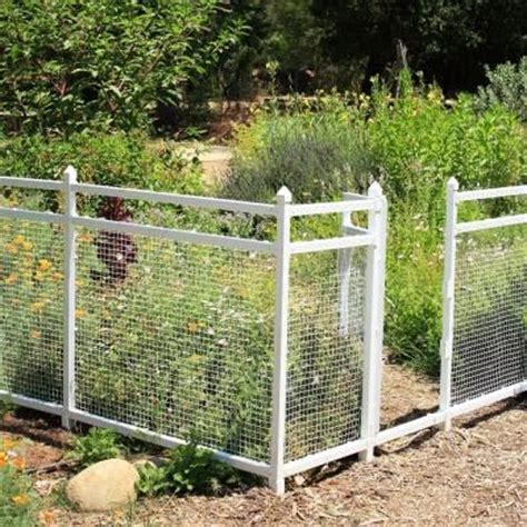 25 best ideas about cheap garden fencing on