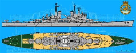 Blueprint Designs hms vanguard by linseed on deviantart