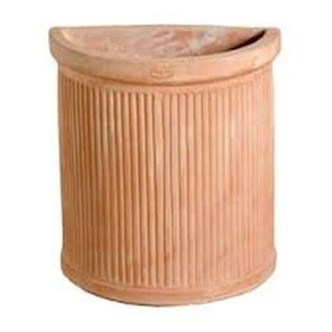 vaso a parete vaso a parete rigato tonet giardinaggio