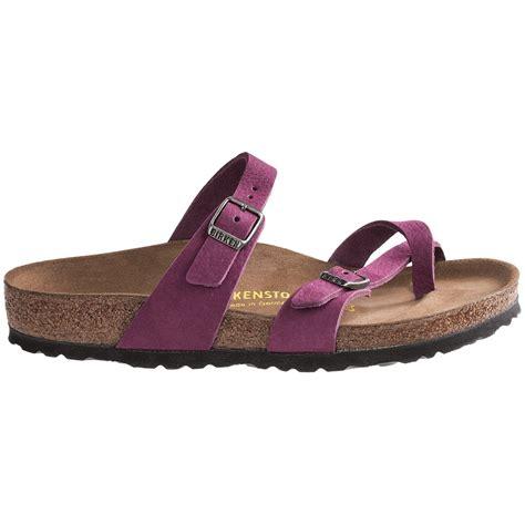 birkenstock sandals for birkenstock mayari sandals for 6456f save 30