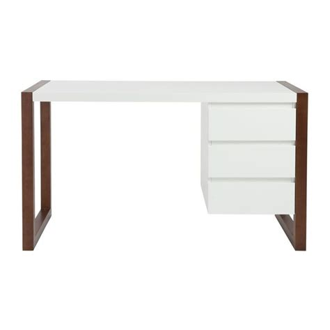 white lacquer desk with drawers best 25 office table ideas on office table