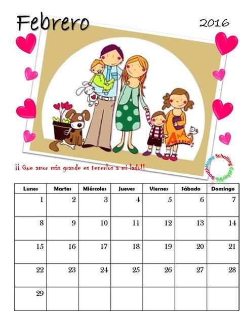 Calendario De La Escuela Calendario 2016 2 Imagenes Educativas