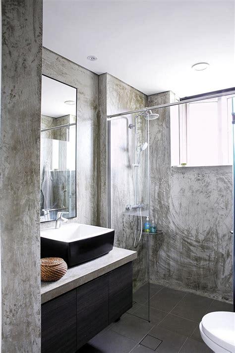 bathroom design ideas  material finishes  walls