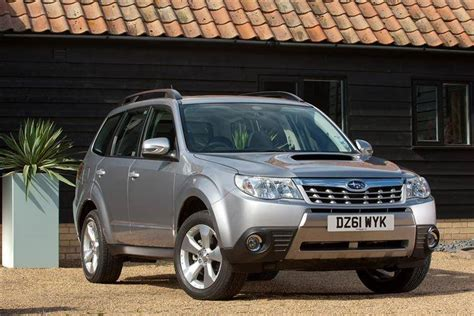 used subaru forester uk subaru forester 2010 2013 used car review car review